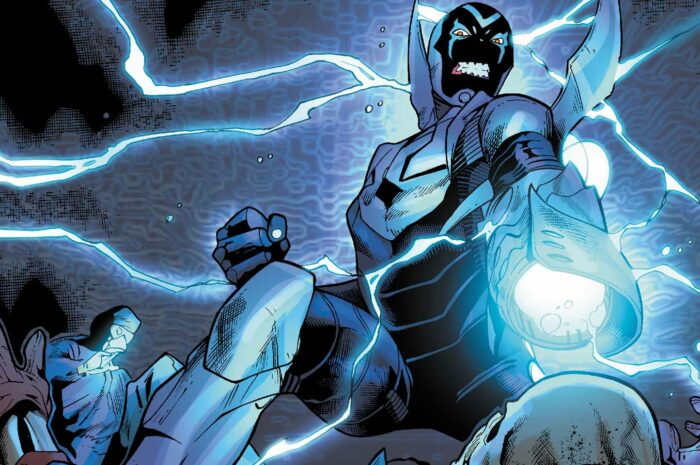 Blue Beetle Series in Development for HBO Max