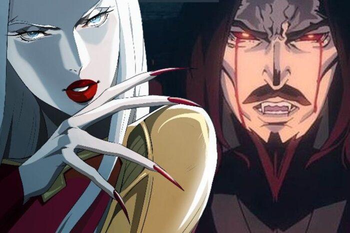 Castlevania's Netflix anime season 4 is ready