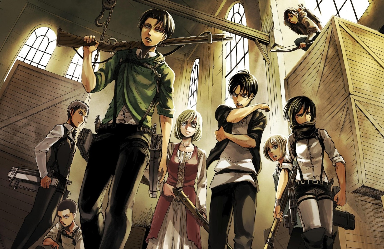 'Attack on Titan' manga to become Hollywood live-action ...