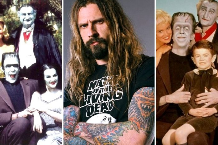 """Rob Zombie is Rebooting """"The Munsters – 1964"""" it's going to stream"""