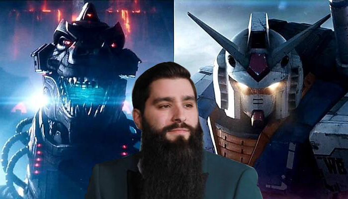 Netflix is Making a Live-Action on Gundam Movie with Jordan Roberts