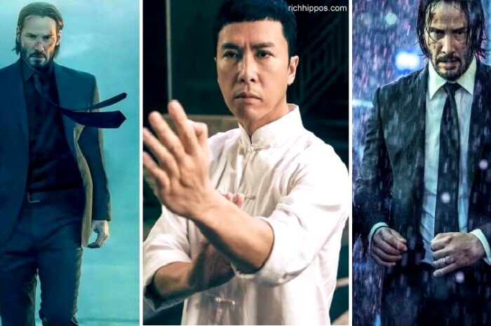 Donnie Yen Joins Keanu Reeves In Lionsgate's 'John Wick 4'