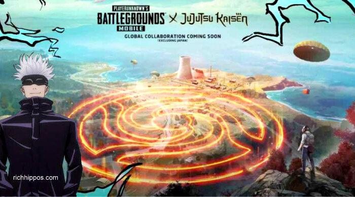 OFFICIAL: Jujutsu Kaisen x PUBG Mobile Collaboration Confirmed