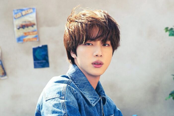 BTS Jin's 'Abyss' appeared in the Japanese high school dance team music video fans' interest