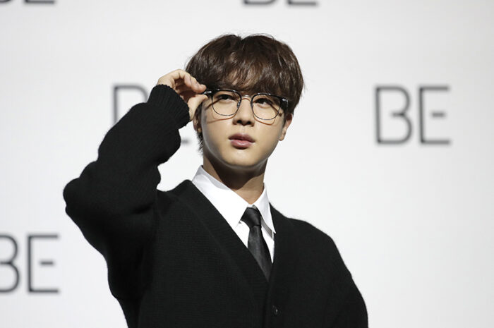 BTS Jin, three solo songs ranked No. 1 in 242 countries on iTunes, 'Global Music Power'