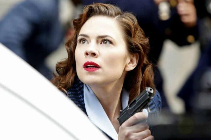 "Netflix Anime Lara Croft Voice Actor ""Agent Carter"" Actress"