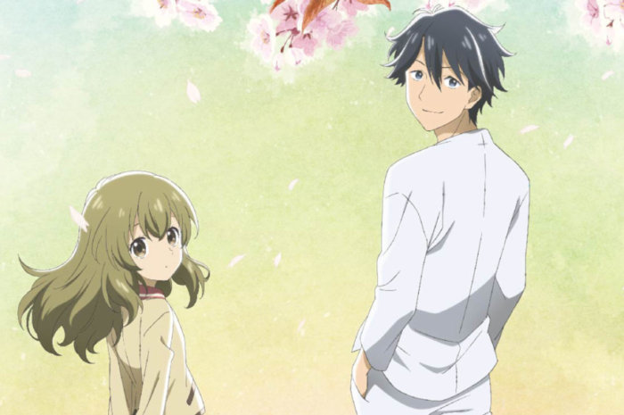 """The first visual of """"Deaimon"""", the story of a """"Japanese sweets shop"""" set in Kyoto"""