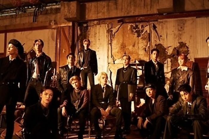 SEVENTEEN's 9th mini-album 'Attacca' topped the Japanese Oricon weekly album rankings
